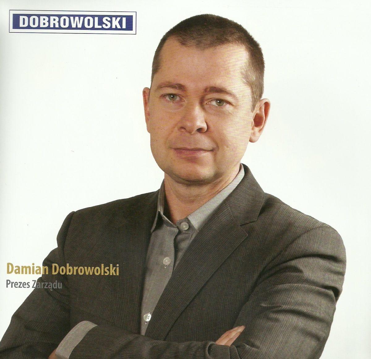 Damian Dobrowolski